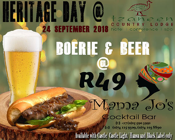 Heritage Day Special
